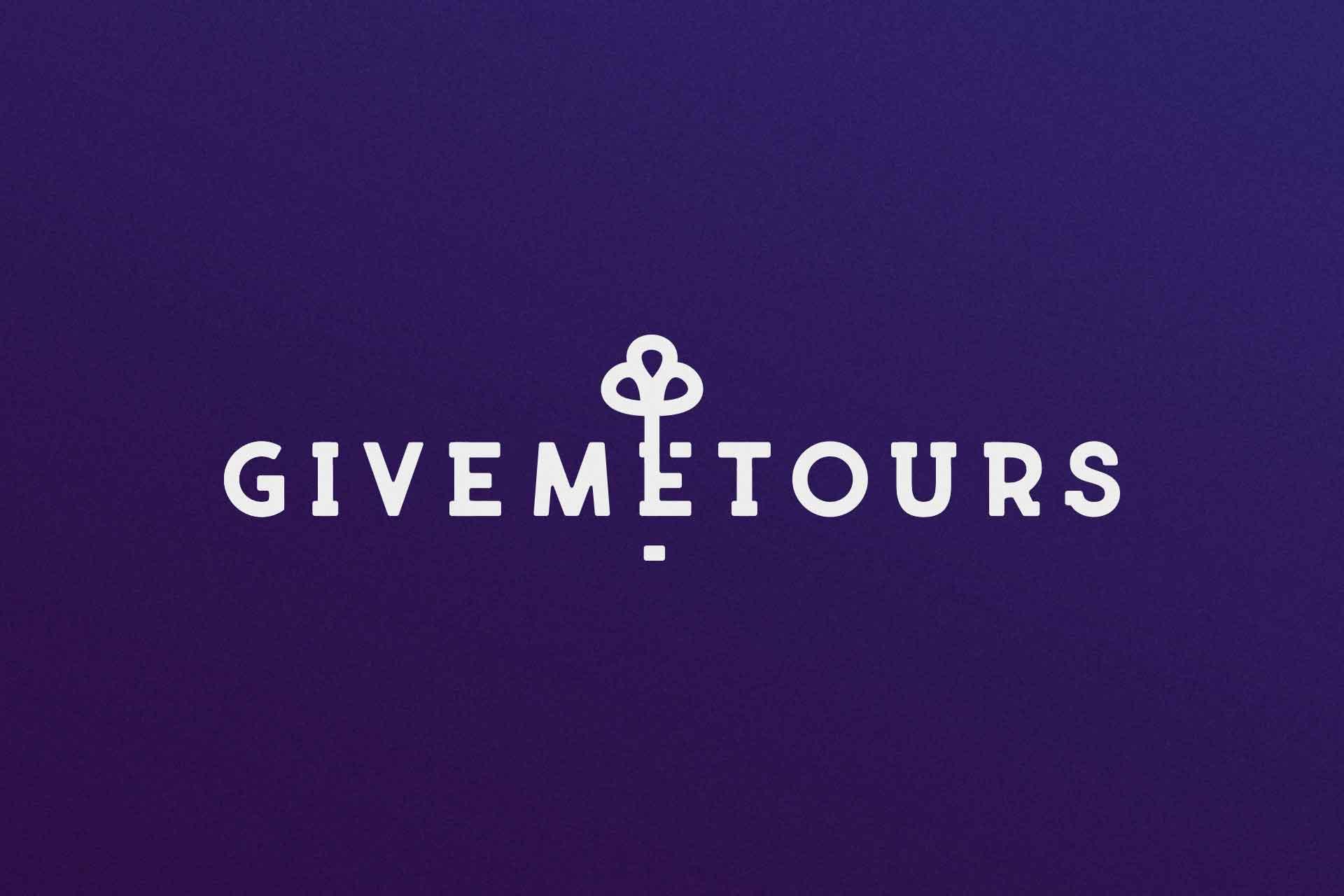 Брендинг для туристической компании GIVEMETOURS