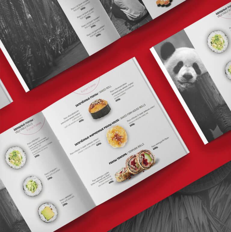 Разработка и продвижение японского ресторана